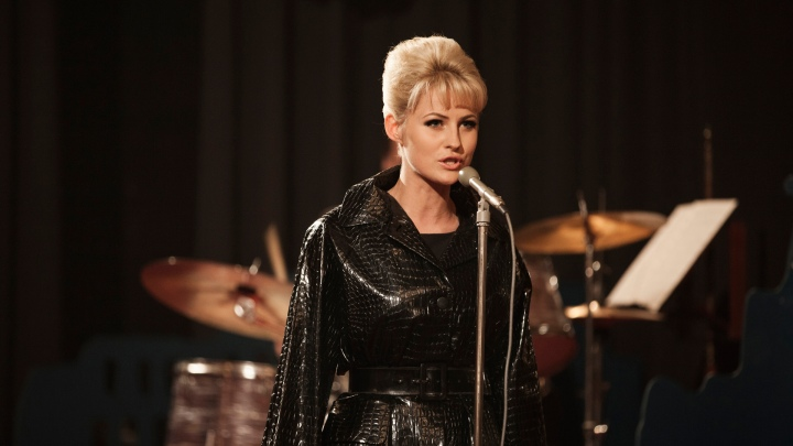 Edda Magnason som Monica Zetterlund
